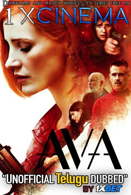 Ava (2020) Telugu Dubbed (Unofficial VO) & English [Dual Audio] WEBRip 720p [Full Movie] 1XBET