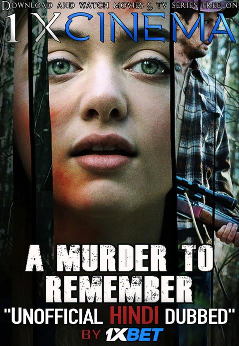 A Murder to Remember (2020) HDTV 720p Dual Audio [Hindi Dubbed (Unofficial VO) + English (ORG)] [Full Movie]
