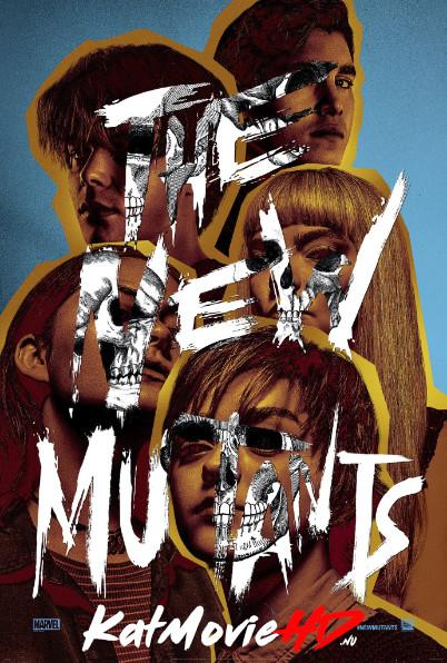 X-Men: The New Mutants (2020) Blu-Ray 480p 720p & 1080p [HEVC & x264] [English 5.1 DD] ESubs | Full Movie
