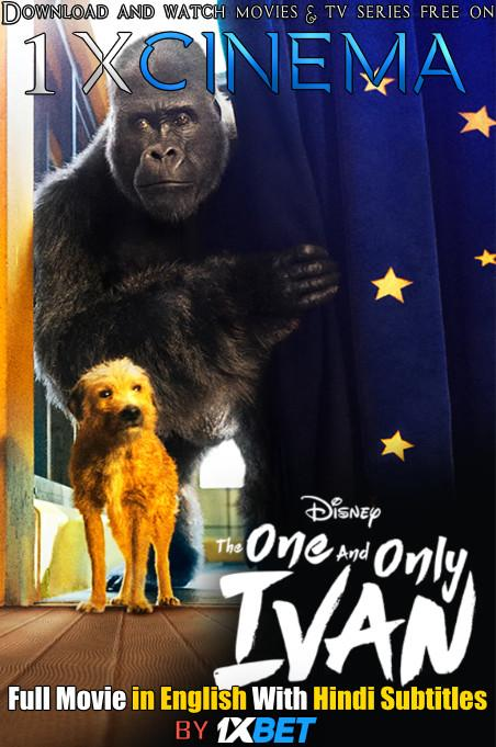 The One and Only Ivan (2020) Web-DL 720p HD Full Movie [In English] With Hindi Subtitles