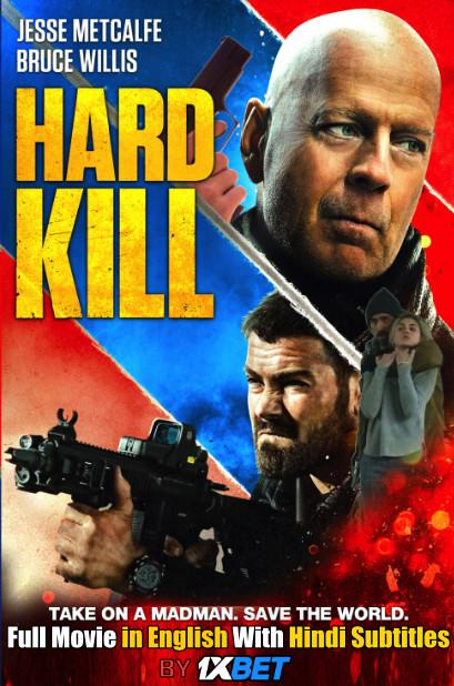 Hard Kill (2020) Web-DL 720p HD Full Movie [In English] With Hindi Subtitles