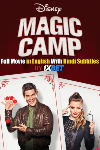 Magic Camp (2020) Web-DL 720p HD Full Movie [In English] With Hindi Subtitles