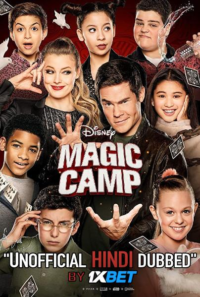 Magic Camp (2020) WebRip 720p Dual Audio [Hindi Dubbed (Unofficial VO) + English (ORG)] [Full Movie]