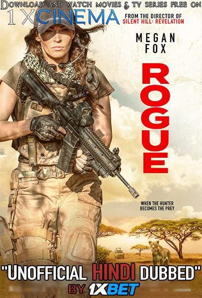 Rogue (2020) BDRip 720p Dual Audio [Hindi Dubbed (Unofficial VO) + English (ORG)] [Full Movie]