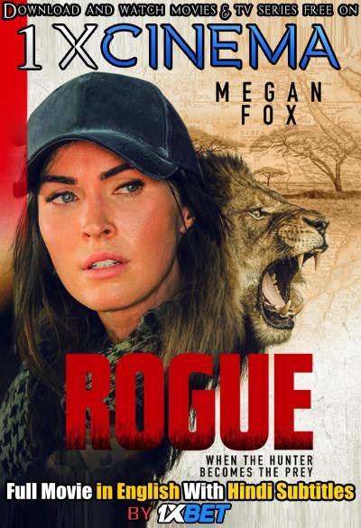 Rogue (2020) BDRip 720p HD Full Movie [In English] With Hindi Subtitles