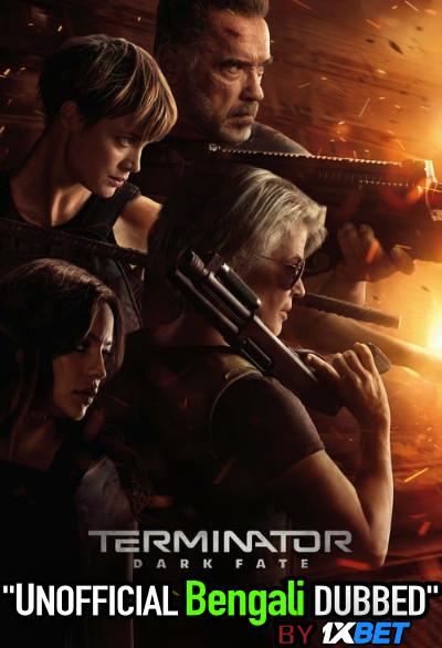 Terminator: Dark Fate (2019) Bengali Dubbed (Unofficial VO) BDRip 720p [Full Movie] 1XBET