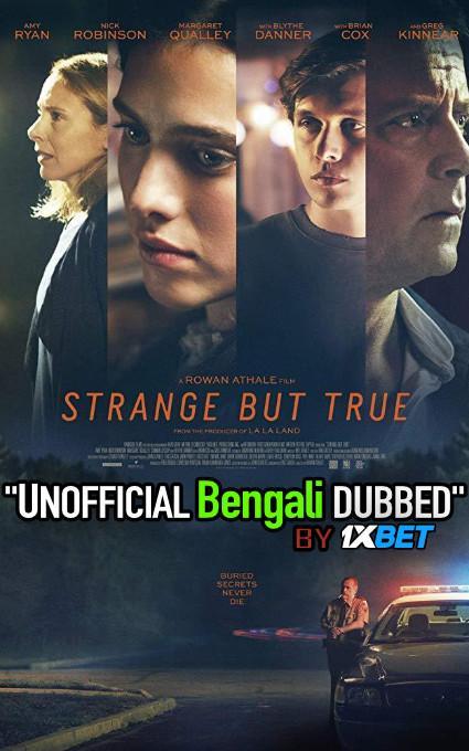 Strange But True (2019) Bengali [Unofficial Dubbed] BluRay 720p HD [Thriller Film]