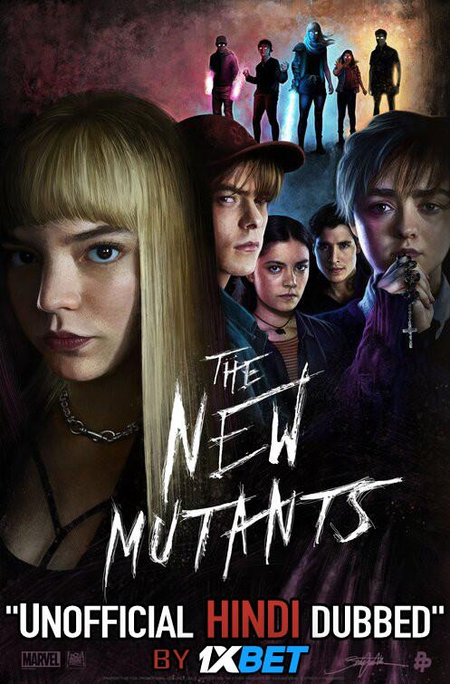 The New Mutants (2020) HD 720p Dual Audio [Hindi Dubbed (Unofficial VO) + English (ORG)] [Full Movie]