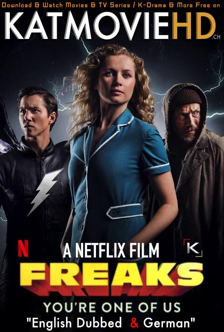 Download Freaks: You're One of Us (2020) Web-HD 720p & 480p Dual Audio [German Dub – English] Freaks: You're One of Us Full Movie On KatmovieHD.nl