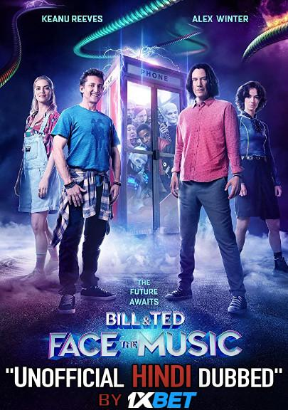 Bill & Ted: Face the Music (2020) WebRip 720p Dual Audio [Hindi Dubbed (Unofficial VO) + English (ORG)] [Full Movie]