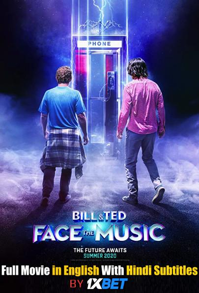 Bill & Ted Face the Music (2020) Web-DL 720p HD Full Movie [In English] With Hindi Subtitles