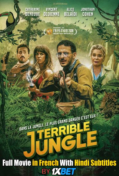 Download Terrible Jungle (2020) HDCAM 720p Full Movie [In French] With Hindi Subtitles FREE on 1XCinema.com & KatMovieHD.nl