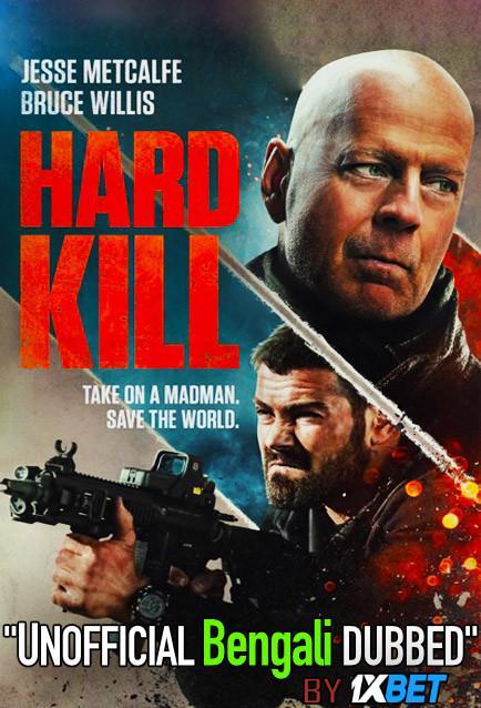 Hard Kill (2020) Bengali Dubbed (Unofficial VO) WEBRip 720p [Full Movie] 1XBET