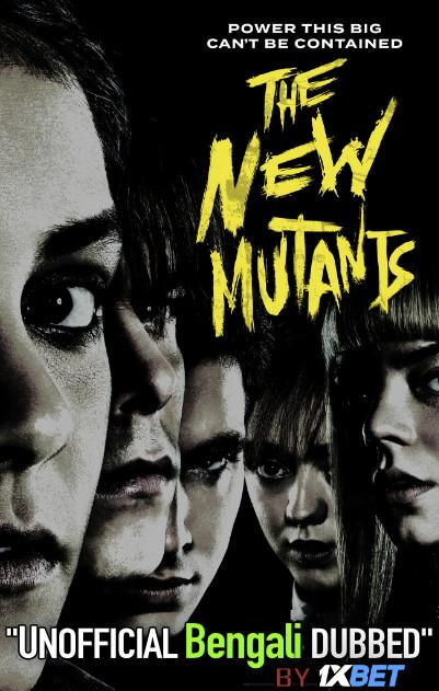 The New Mutants (2020) Bengali [Unofficial Dubbed] HDCAM 720p [SuperHero/Horror Film]
