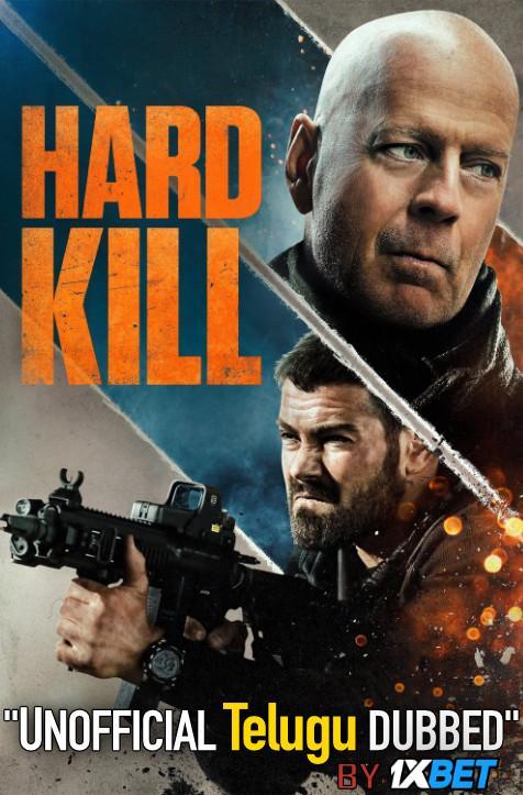 Hard Kill (2020) Telugu [Unofficial Dubbed] & English [Dual Audio] WEBRip 720p HD [Action Film]