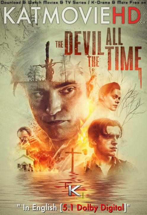 The Devil All The Time (2020) Web-DL 480p 720p & 1080p [HEVC & x264] [English 5.1 DD] Esubs [Netflix Movie] Download