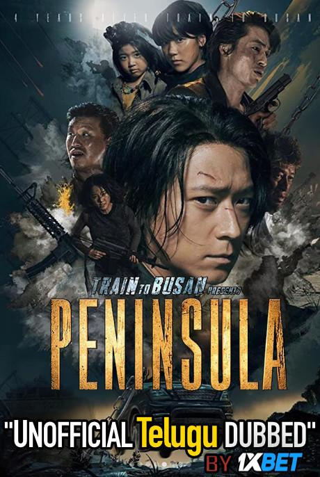 Train to Busan 2: Peninsula (2020) Telugu Dubbed (Unofficial) & English (ORG) [Dual Audio] WebRip 720p [Full Movie] 1XBET WEBRip 720p [Full Movie] 1XBET