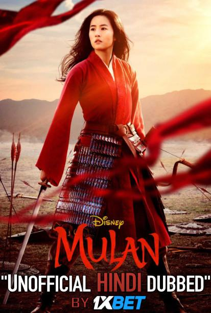 Mulan (2020) WebRip 720p Dual Audio [Hindi Dubbed (Unofficial VO) + English (ORG)] [Full Movie]