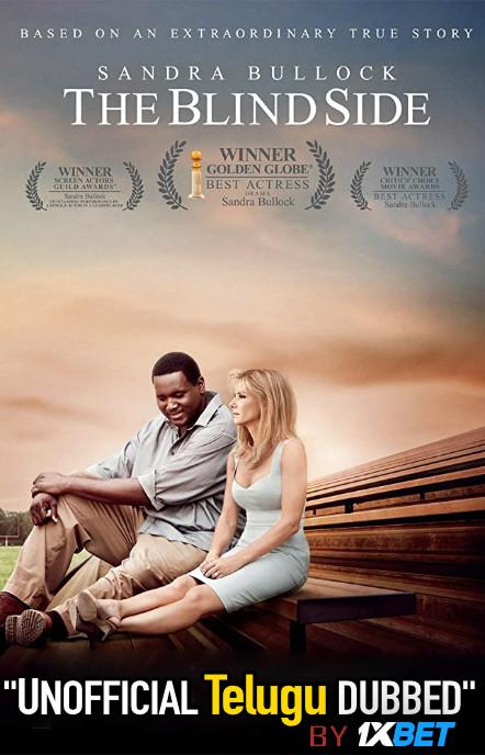 The Blind Side (2009) Telugu Dubbed (Unofficial VO) Blu-Ray 720p [Full Movie] 1XBET