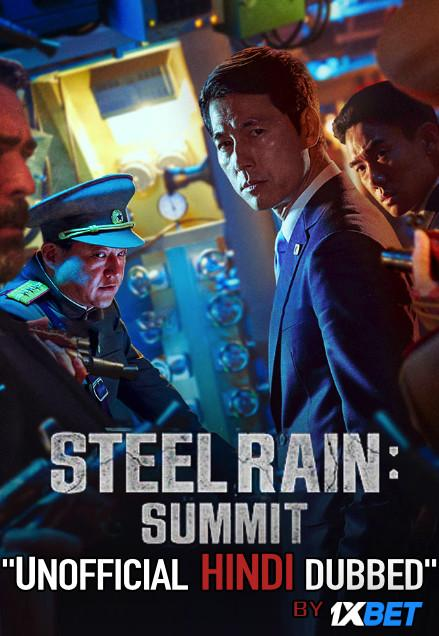 Steel Rain 2 (2020) WebRip 720p Dual Audio [Hindi Dubbed (Unofficial VO) + Korean (ORG)] [Full Movie]