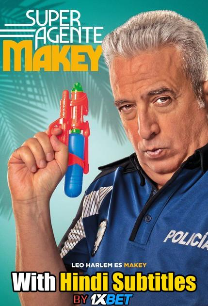Superagente Makey (2020) HDCAM 720p HD Full Movie [In Spanish] With Hindi Subtitles