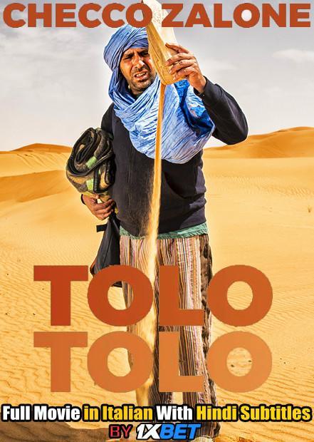 Tolo Tolo (2020) BDRip 720p HD Full Movie [In Italian] With Hindi Subtitles