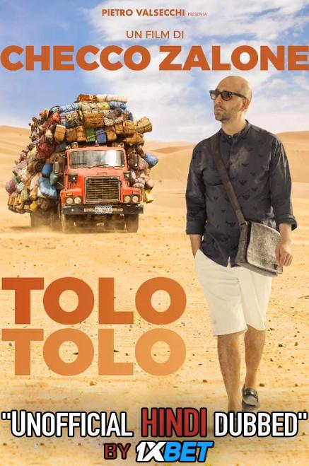 Tolo Tolo (2020) BDRip 720p Dual Audio [Hindi Dubbed (Unofficial VO) + Italian (ORG)] [Full Movie]
