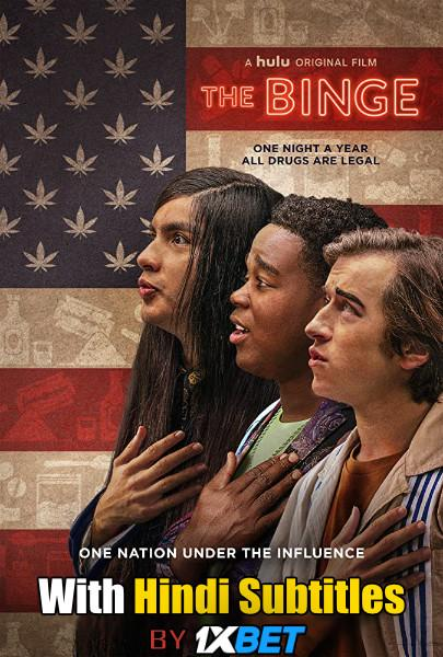 The Binge (2020) Web-DL 720p HD Full Movie [In English] With Hindi Subtitles