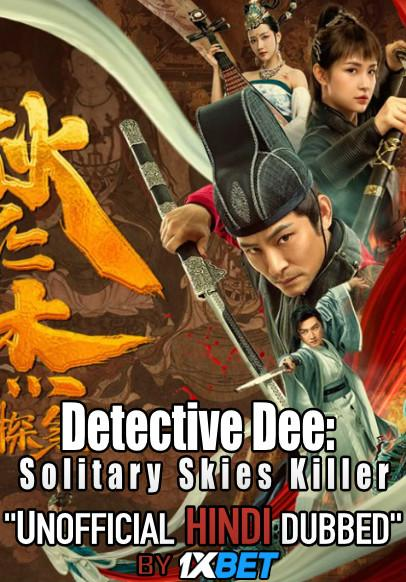 Detective Dee: Solitary Skies Killer (2020) WebRip 720p Dual Audio [Hindi Dubbed (Unofficial VO) + Chinese (ORG)] [Full Movie]