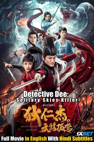 Detective Dee: Solitary Skies Killer (2020) Web-DL 720p HD Full Movie [In Chinese] With Hindi Subtitles