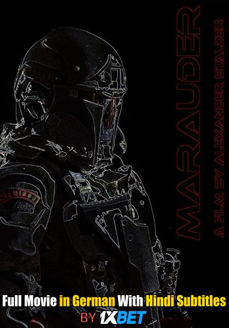 Marauder: The End Is Near (2019) Web-DL 720p HD Full Movie [In German] With Hindi Subtitles