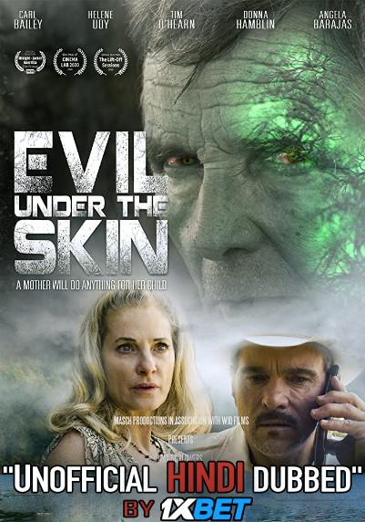[18+] Evil Under the Skin (2019) WebRip 720p Dual Audio [Hindi Dubbed (Unofficial VO) + English (ORG)] [Full Movie]