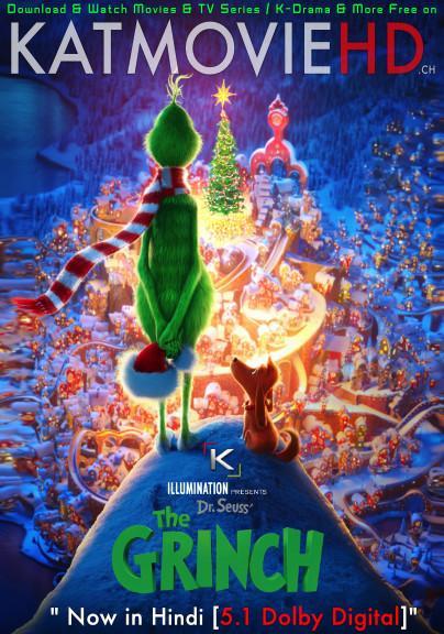 The Grinch (2018) Hindi (ORG) DD 5.1 + English [Dual Audio] BluRay 1080p 720p 480p [Full Movie]