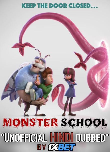 Monster School (2020) WebRip 720p Dual Audio [Hindi Dubbed (Unofficial VO) + English (ORG)] [Full Movie]