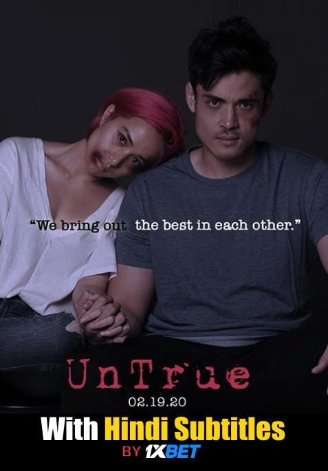 UnTrue (2019) Web-DL 720p HD Full Movie [In Tagalog] With Hindi Subtitles