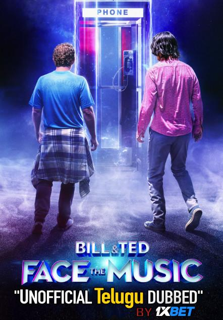 Bill & Ted Face the Music (2020) Telugu (Unofficial Dubbed) & English [Dual Audio] WEB-DL 720p [1XBET]