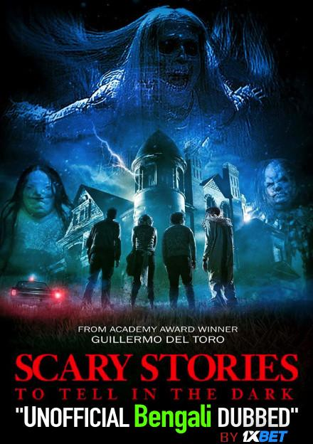 Scary Stories to Tell in the Dark (2019) Bengali [Unofficial Dubbed] BluRay 720p HD [Horror Film]