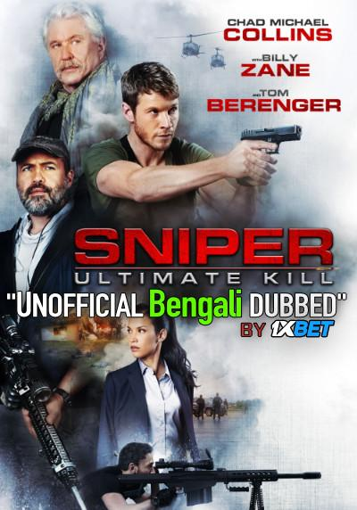 Sniper: Ultimate Kill (2017) Bengali [Unofficial Dubbed] BluRay 720p HD [Action Film]