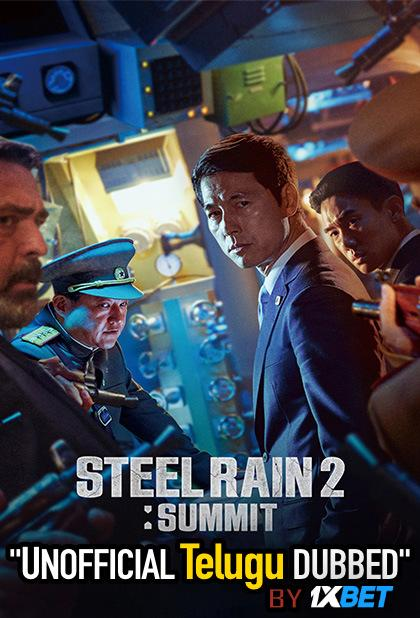 Steel Rain 2 (2020) Telugu (Unofficial Dubbed) & Korean [Dual Audio] WEB-DL 720p [1XBET]