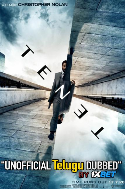 Tenet (2020) Telugu Dubbed (Unofficial) & English [Dual Audio] HD-CAMRip 720p [1XBET]
