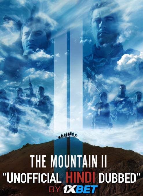 The Mountain II (2016) Hindi (Unofficial Dubbed) + Turkish (ORG) [Dual Audio] WebRip 720p [1XBET]