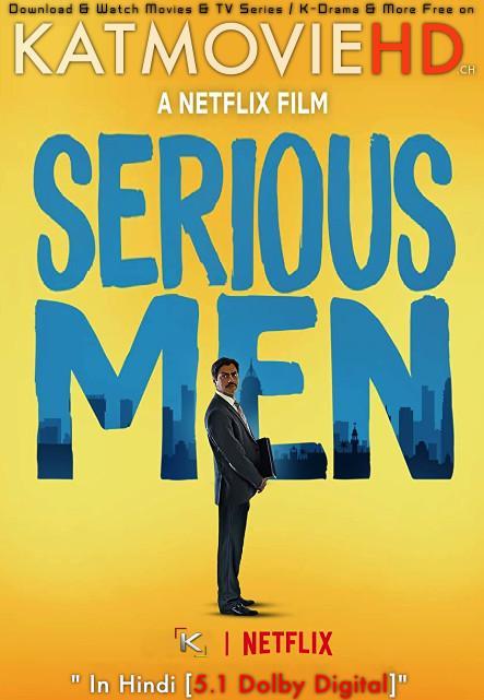 Serious Men (2020) Hindi 1080p 720p 480p Web-DL | Serious Men (Netflix India Crime/Drama Movie) Dual Audio [हिंदी DD 5.1 + English] NF Watch Online Free On Katmoviehd.nl