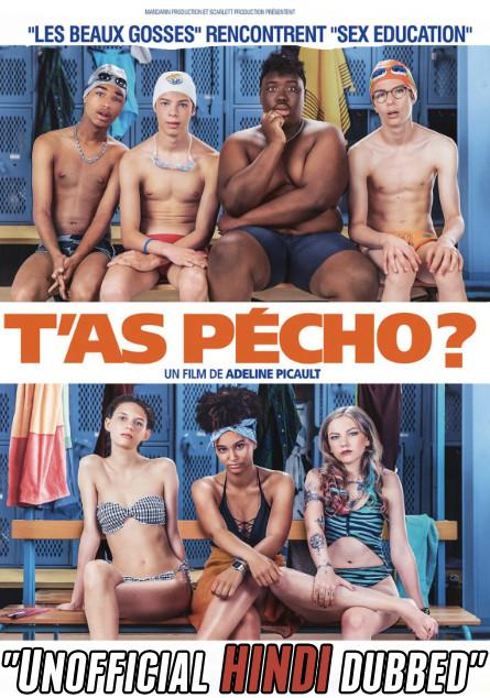 T'as pécho (2020) [Hindi (Unofficial Dubbed) + French (ORG)] Dual Audio [HD-CAMRip 720p]
