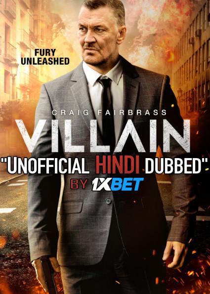 Villain (2020) WebRip 720p Dual Audio [Hindi Dubbed (Unofficial VO) + English (ORG)] [Full Movie]