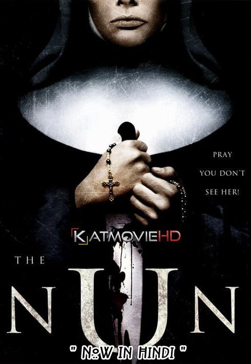 The Nun (La Monja) 2005 Hindi Dubbed [Dual Audio] BluRay 720p & 480p HD x264 Eng Subs