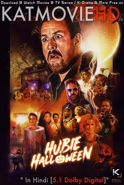 Hubie Halloween (2020) Dual Audio [Hindi DD 5.1 + English] Web-DL 1080p 720p 480p [Netflix Movie]