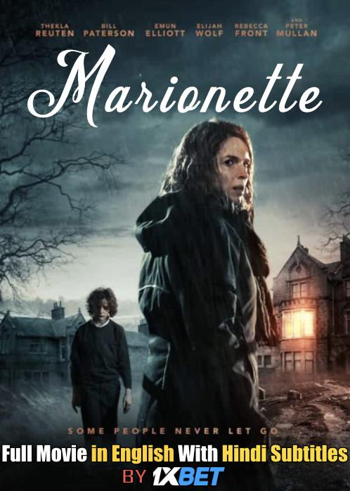 Marionette (2020) Web-DL 720p HD Full Movie [In English] With Hindi Subtitles