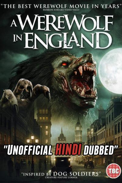 A Werewolf in England (2020) [Hindi (Unofficial Dubbed) + English (ORG)] Dual Audio | WEBRip 720p [HD]