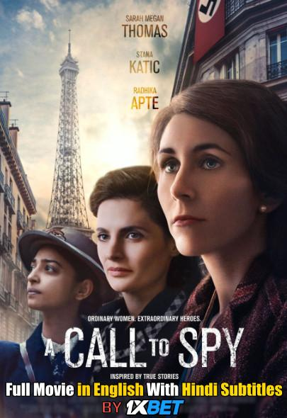 Download A Call to Spy (2019) Full Movie [In English] With Hindi Subtitles | Web-DL 720p HD FREE on 1XCinema.com & KatMovieHD.ch