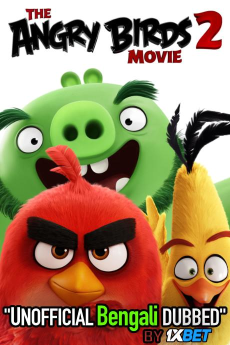 The Angry Birds Movie 2 (2019) Bengali Dubbed (Unofficial VO) BluRay 720p [Full Movie] 1XBET